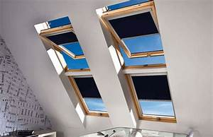 Sonnenschutz Dachfenster Perfekten Hitzeschutz Finden