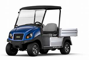 Club Car Carryall 500 2 Seat Utility