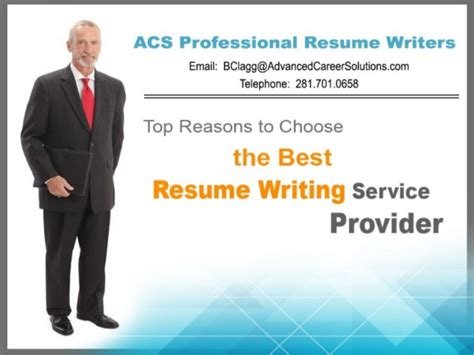 How To Choose Resume Writing Service top reasons to choose the best resume writing service provider