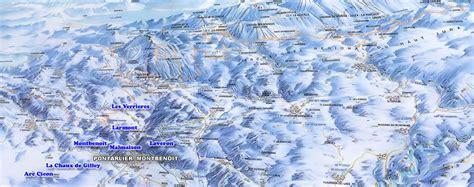 Carte Interactive Des Montagnes De by Interfrance Ski Doubs Station De Ski Pontarlier