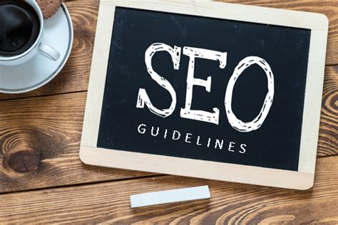 Seo Guidelines by Guidelines For Seo Zoomyourtraffic Reach