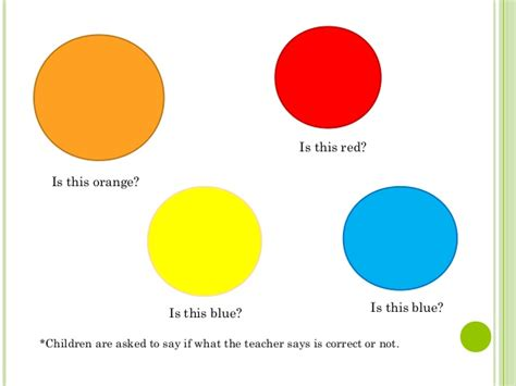 teaching colors ppt teaching about colors
