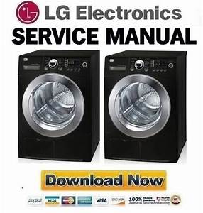 Lg Rc9011b Service Manual And Repair Guide