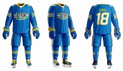 Hockey Uniform Sublimated Uniforms Jersey Baseball Ball