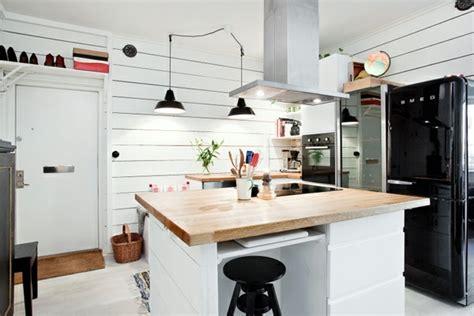 les decoration de cuisine idée décoration cuisine le charme de la cuisine scandinave