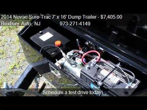 dump trailer hydraulic pump wiring diagram engine wiring