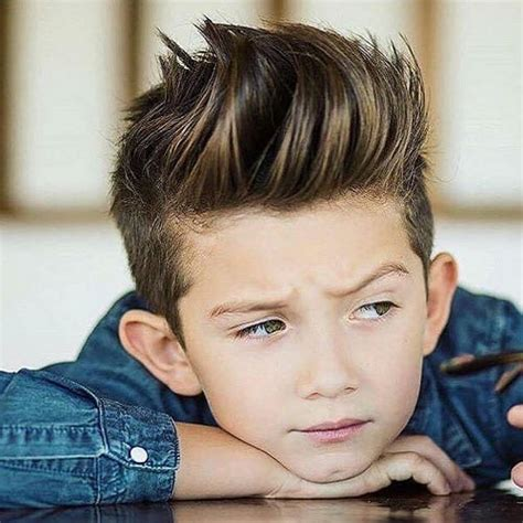 Boy Hairstyles by The Best 10 Year Boy Haircuts For A Look