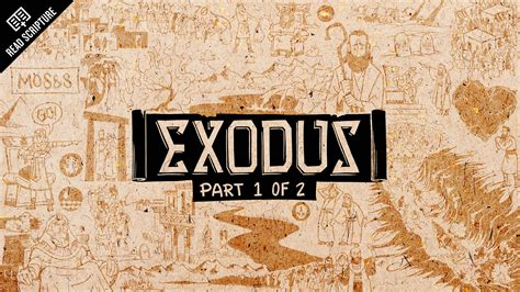 Study Guides For Exodus