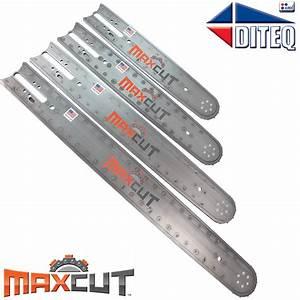 Maxcut U2122 24 U0026quot  Guide Bar  375 U0026quot  Pitch  Chain Saw Accessories