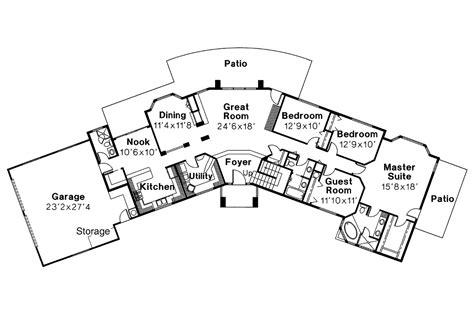 southwest house plans southwest house plans estefan 30 125 associated designs