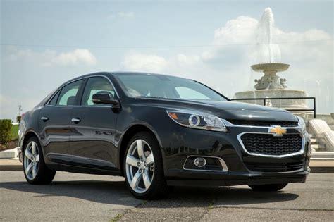 2014 Chevrolet Malibu Review