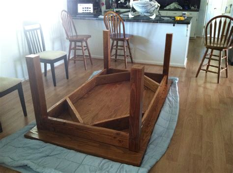large kitchen table 30 beautiful farmhouse kitchen table plans 3664