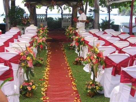 Outdoor Wedding Decorations by 11 Outdoor Wedding Decoration Ideas Ideas