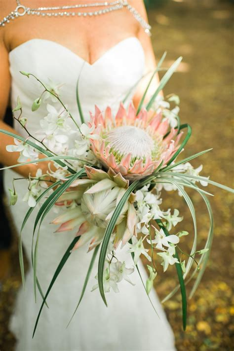 The Smarter Way To Wed White Orchids Bridal Bouquets