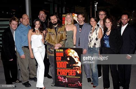 Cast Of House Of 1000 Corpses by House Of 1000 Corpses Photos Et Images De Collection