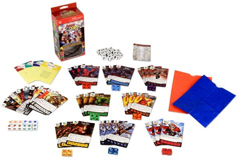 dice masters marvel avengers vs starter dicemasters game cards card wizkids dragons play custom suit dungeons players