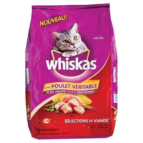 electricite cuisine nourriture sèche pour whiskas 4 kg rona
