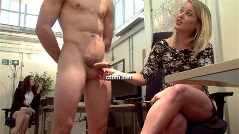 Cfnm Darius Gets His Hot Naked Body Groped In The Office Scallyguy