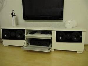 Tv Lowboard Akustikstoff : un sinn 2x canton av 950 als stereo in tv m bel integriert lautsprecher hifi forum ~ Whattoseeinmadrid.com Haus und Dekorationen