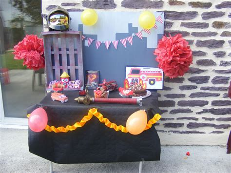 jeux de cuisine de chocolat anniversaire pompier les chouettes moments de julie