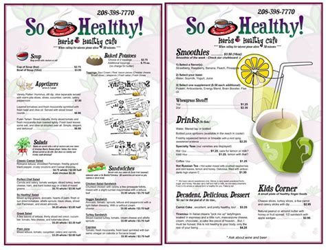 diet by design so healthy implied by design coffee shop
