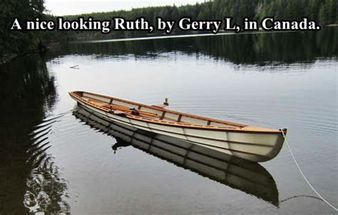 Performance Rowing Boats by Ruth Performance Rowing Wherry Gentry Custom Boats