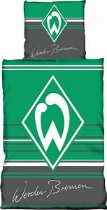 Werder Bremen Bettwäsche : werder bremen bettw sche signatur 135x200cm ~ A.2002-acura-tl-radio.info Haus und Dekorationen