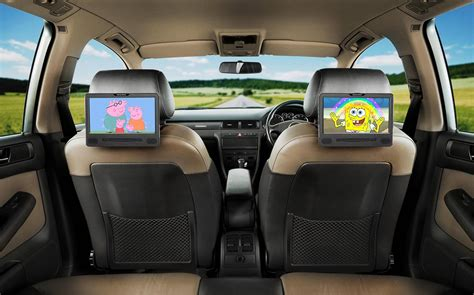 buying guide  car headrest dvd player reviews