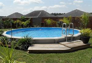 Semi inground pool images pools backyards pinterest for Inground swimming pool designs ideas