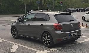 Polo Volkswagen 2018 : 2018 volkswagen polo spied undisguised again autoevolution ~ Jslefanu.com Haus und Dekorationen