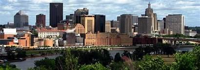 Paul St Minnesota Saint Background Skyline Welcome