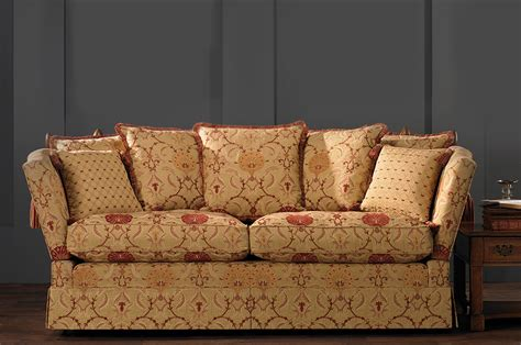 Knole Settee For Sale by Custom Made Furniture At Knole House Furnishings