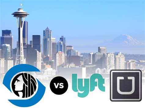 Seattle Vs. Uber & Lyft
