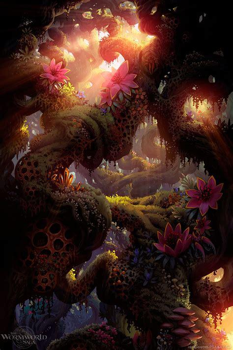 underground world ideas  pinterest fantasy