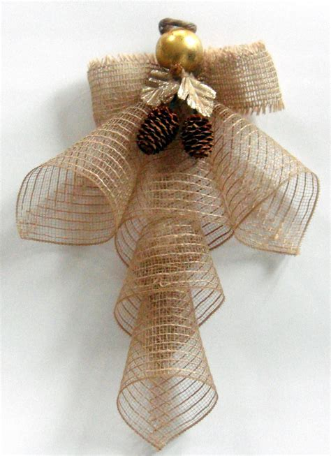 mesh ribbon christmas angel favecraftscom