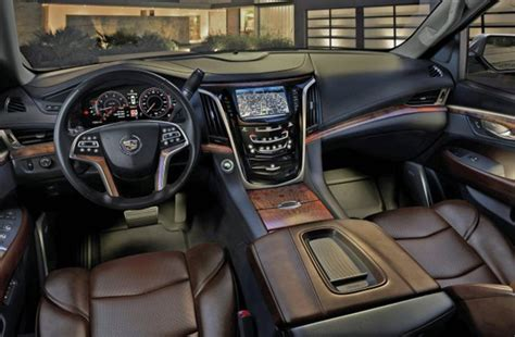 2018 Cadillac Escalade New Changes  New Automotive Trends