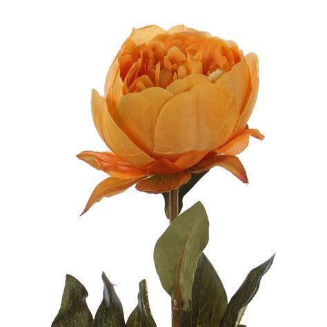 Dedeman Floare artificiala 1608, portocalie, 48 cm - Dedicat planurilor tale