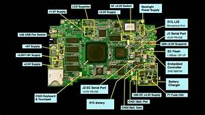 Acer Laptop Motherboard Circuit Diagram