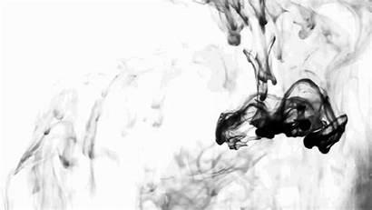 Smoke Ink Water Liquid Giphy Aesthetic Banner