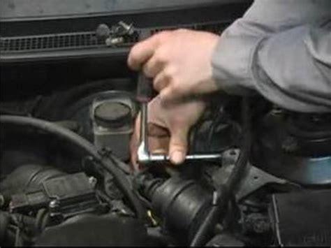 change  fuel filter   remove car parts