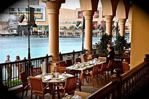 Serafina – Souq al Bahar – Dubai Mall