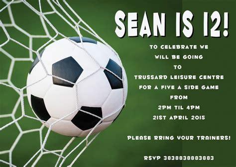 soccer template free printable soccer birthday invitation orderecigsjuice info