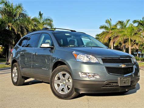 2009 Chevrolet Traverse Review Top Speed