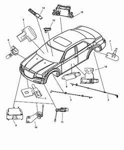 2005 Chrysler 300 Sensors - Body