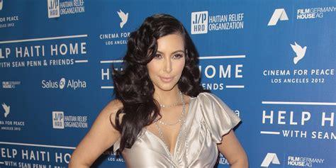Kim Kardashian Imdb Kim Kardashian S Imdb Bio Hacked Symbol Of Shallow