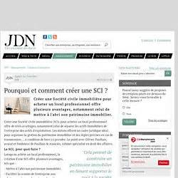 Comment Faire Une Sci : droit des soci t s nil07 pearltrees ~ Melissatoandfro.com Idées de Décoration