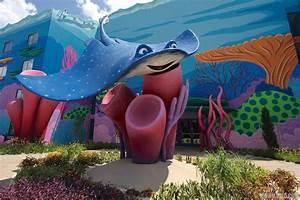 Disney's Art of Animation - Finding Nemo section - Photo ...