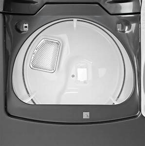 Maytag Mgdb980bg 29 Inch Gas Steam Dryer With 7 3 Cu  Ft