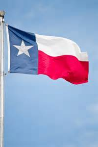 Texas Independence Day Flag