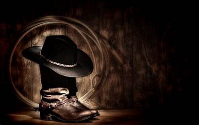 Cowboy Boots Background Hat Wallpapers Country Desktop
